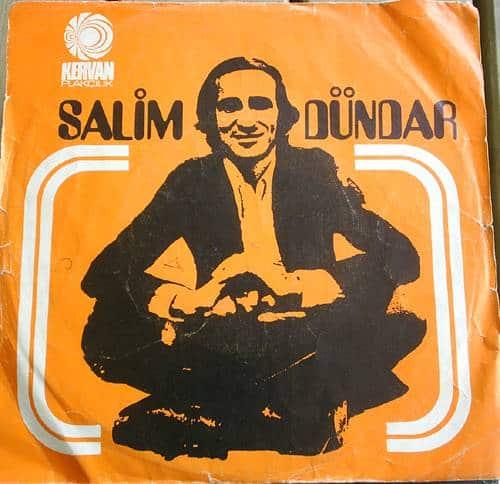 Salim Dündar - Kalbimi kim çalıyor (1972) plak kapağı