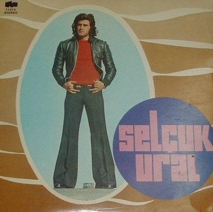 Selçuk Ural'ın 1975 yılında çıkarmış olduğu ilk LP'sinin kapağı