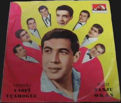 Tanju Okan Maça dolmuş - İnan yağcı değilim (1965) plak kapağı