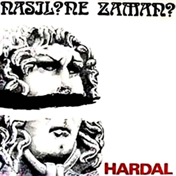 Hardal - Nasıl, Ne zaman (1978) plak kapağı