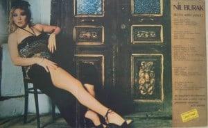 Nil Burak - Benim adım şarkıcı - LP - 1979 - İç Kısım