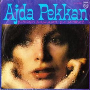 Ajda Pekkan - Ya Sonra - Yeniden başlasın (1978) plak kapağı